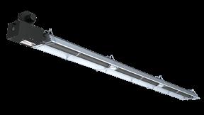 Linear & U-Tube Radiant Heaters