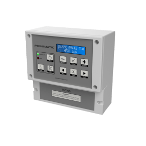 MC200 Heater Digital Controller
