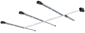 SRP Linear & U-Tube Radiant Heaters