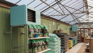 A guide to garden centre heating