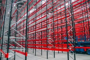 Racked Warehouse
