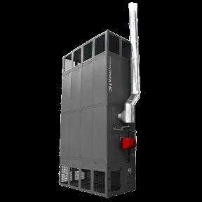 Large Air Rotation Heater