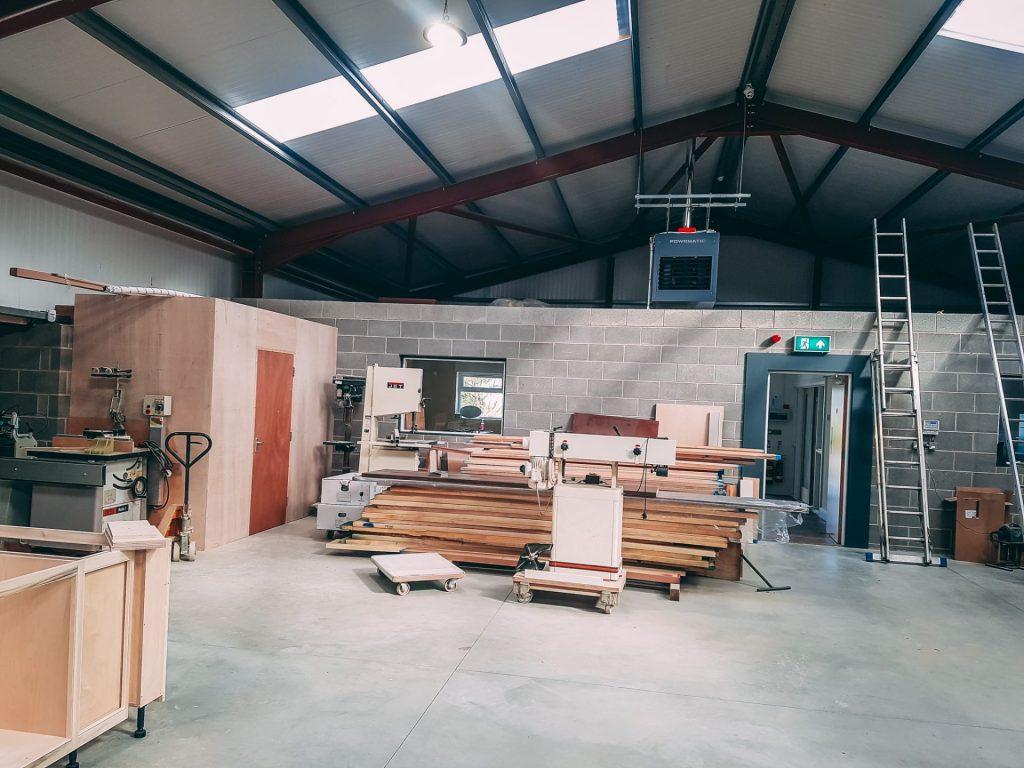 workshop heating